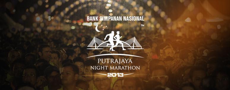 Putrajaya Night Marathon 2013