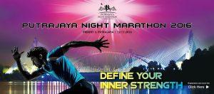 Putrajaya Night Marathon 2016
